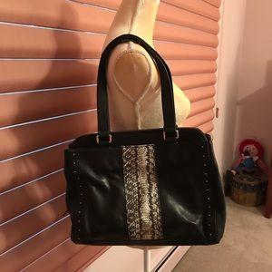 ECU Cole Haan Antoinette Leather Shopper